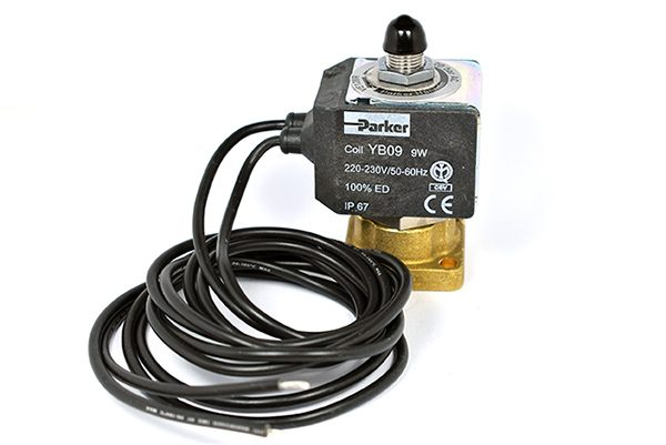 Parker Solenoid Valve with Cables