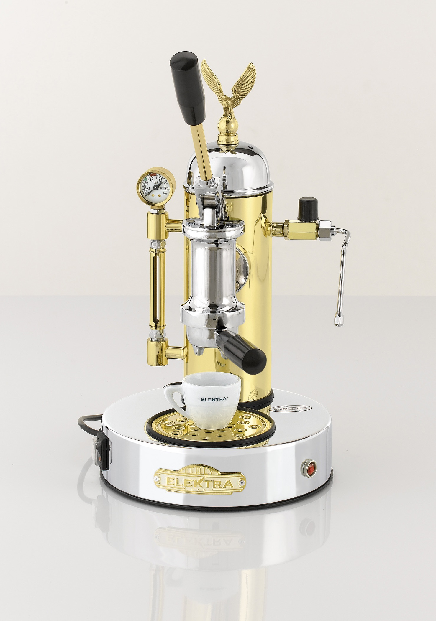 ELEKTRA Microcasa-a-Leva Espresso Coffee Machine ...