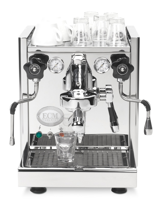 ECM Technika IV Espresso Coffee Machine